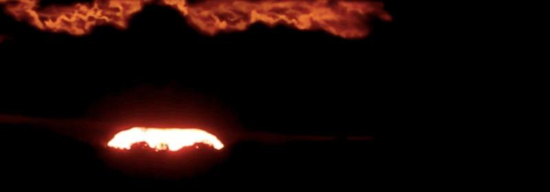 Astounding Footage of Yesterday's Rare Hybrid Solar Eclipse