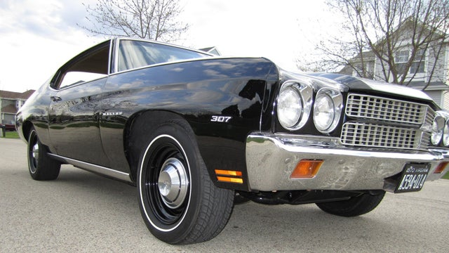 Twin turbo 1970 Chevrolet Chevelle is one awesome sleeper