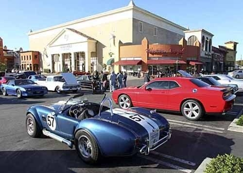 Evil LA Mall Owner Sues To Kill Coffee Shop Car Show