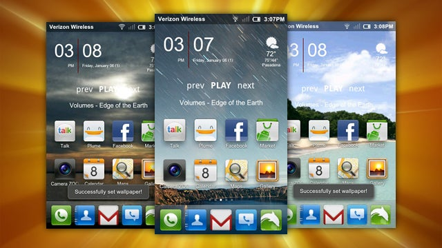 Make Your Android Wallpaper Depict the Weather with Tasker