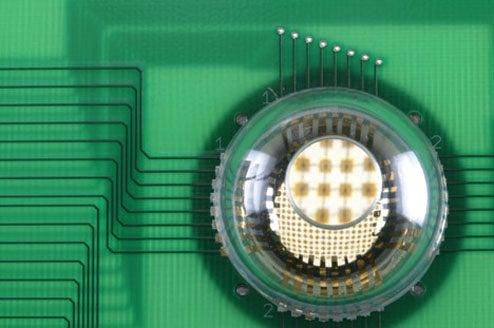 New Flexible Image Sensors Could Enable Eyeball-Cams, More Realisitc Cyborgs