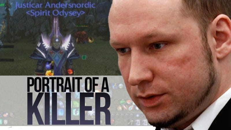 The Life Of A Mass Murderer In World of Warcraft