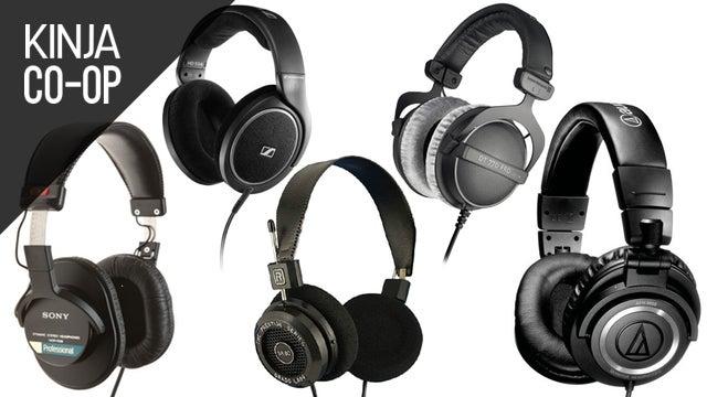 Five Best Headphones