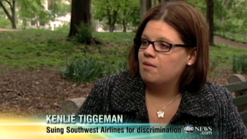 Woman Called 'Too Fat To Fly' Sues Southwest — But Not For Money