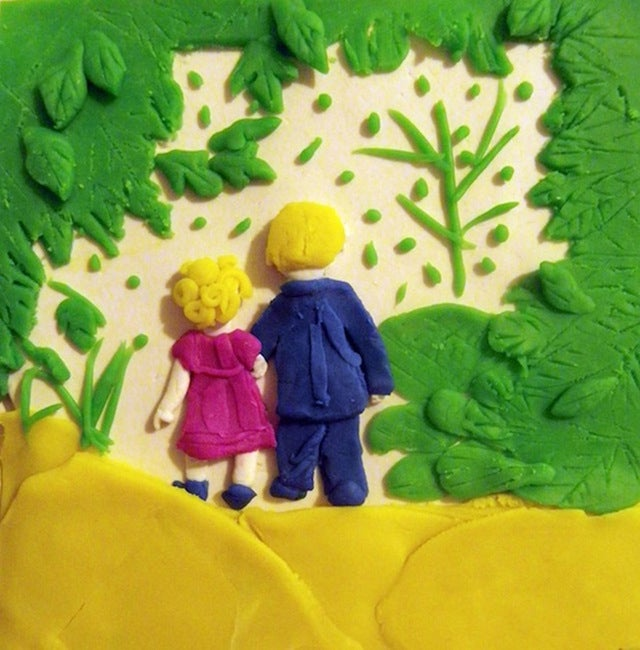 Iconic Photographs, Recreated Using... Play-Doh