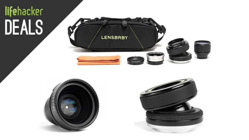 Creative Photography With Lensbaby Lenses, 240Hz Sharp Smart LED, S5
