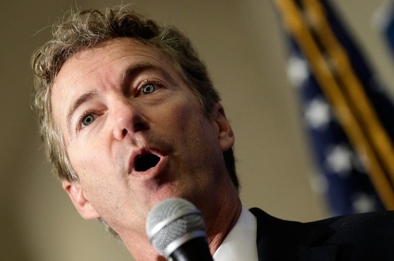 Rand Paul Ripped His Crazy Abortion Speech from Wikipedia