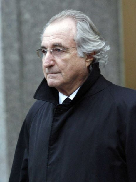 It's Official: Bernie Madoff Is Completely, Utterly, Totally Broke