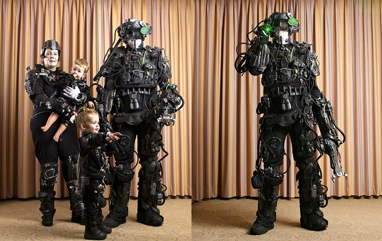 Borg family portrait will assimilate you with adorableness