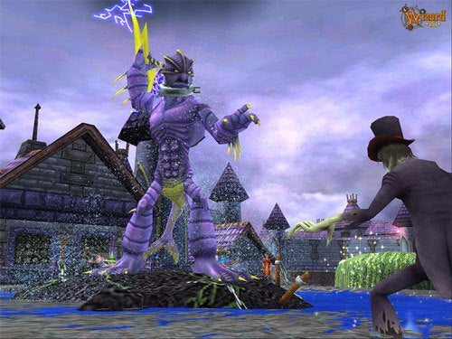 Wizard101 Celebrates First Year, Five Million Players
