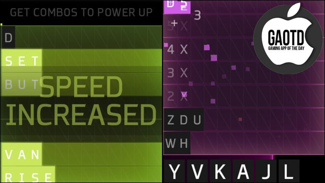 If Tetris Were About Making Words, It Would Be This Game