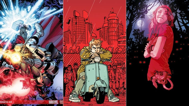 Five Comics That Will Make You Recall Lost Glories This Week