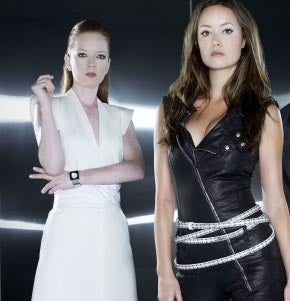 Summer Glau And Shirley Manson Talk Killer Robots