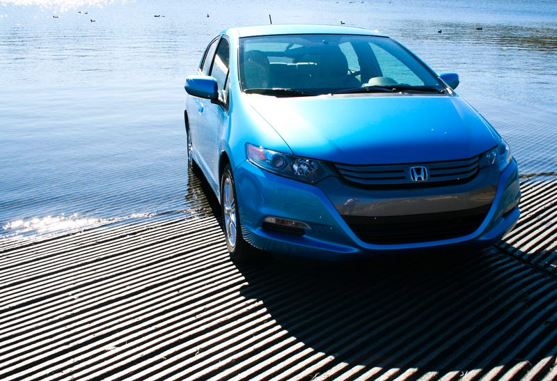 2010 Honda Insight Hybrid Goes On Sale Tomorrow... In Japan