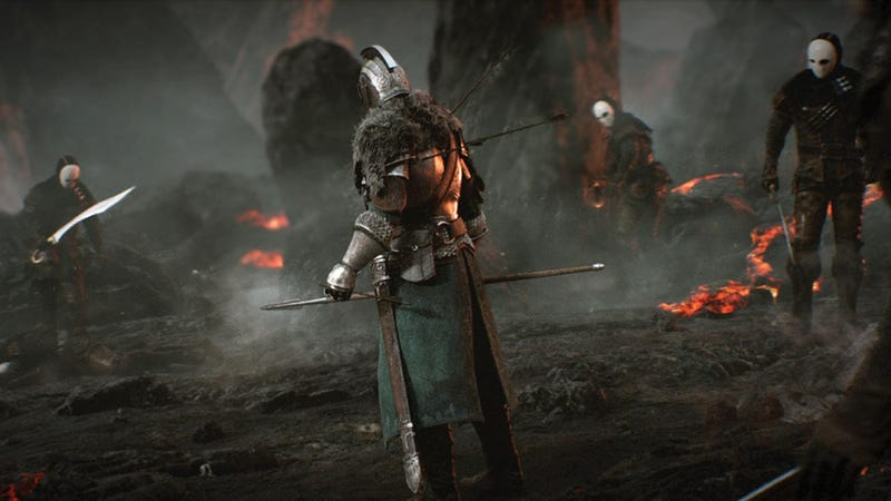 The Argument That Dark Souls II Is Terrible