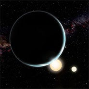 Computer models show how Tatooine-like planets with two suns form
