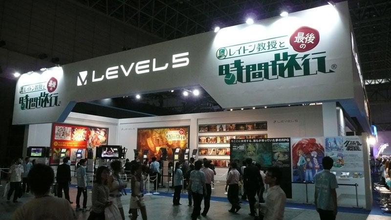 Booth Showcase: Level 5's Grand Designs