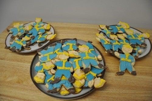 Vault Boy Cookies Activate Cannibal Perk