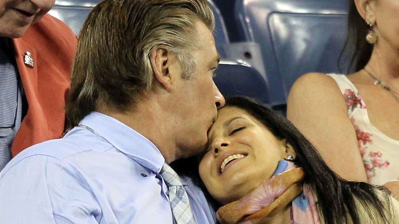 Alec Baldwin Is Engaged to His Yoga Instructor Girlfriend