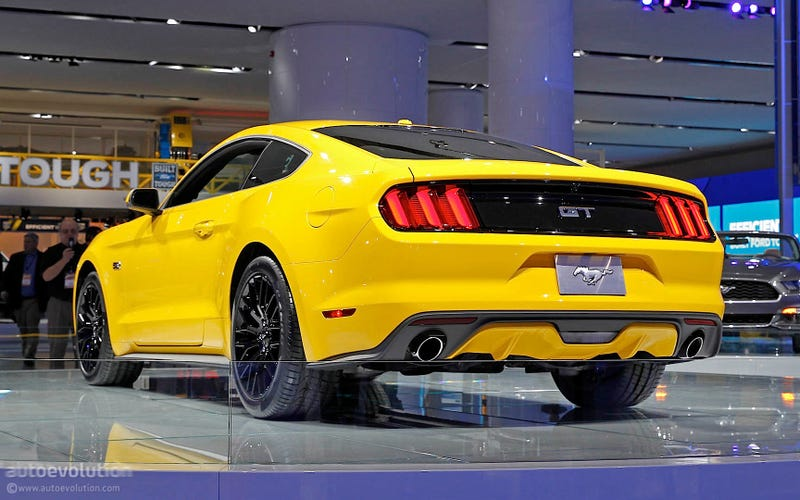 2015 mustang best favorite color
