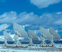New Mexico Radio Telescope Hears Jupiter-Area Calls