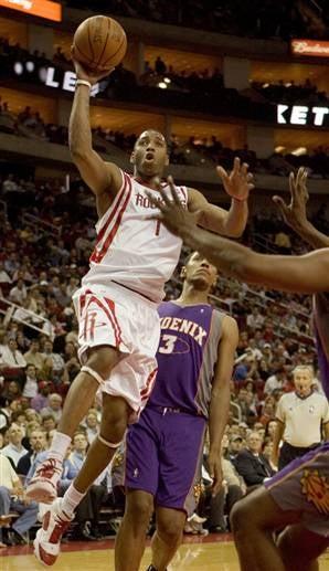 NBA Roundup: Goin' Back, To Houston