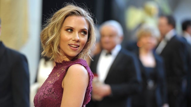 America-Hating Scarlett Johansson Declines Marine Corps Ball Invite