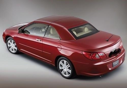 Chrysler Considers Killing Sebring Name, Needs To Kill Car Too