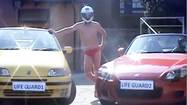 Bored With Saving Lives, Lifeguards Make Videos Homophobic Hitler Videos