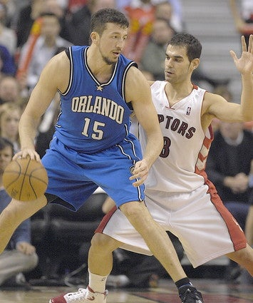 Hedo Turkoglu Spurns Trail Blazers for Raptors