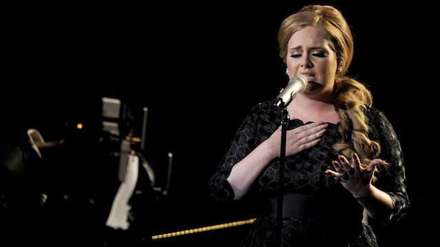 Adele Discusses Vomit, Childbearing