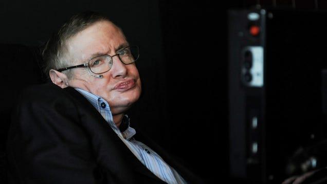 """Stephen Hawking: """"La I.A. puede ser el peor error de la humanidad"""""""