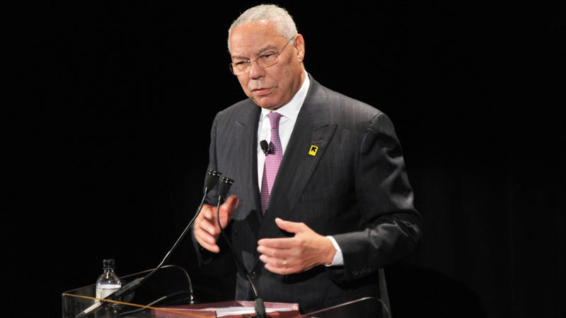 Colin Powell's Advice for Japanese Youth: Eat Protein