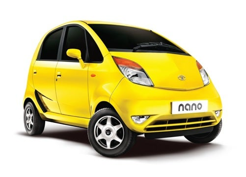 Tata Nano Pricing To Top Out At $3,650