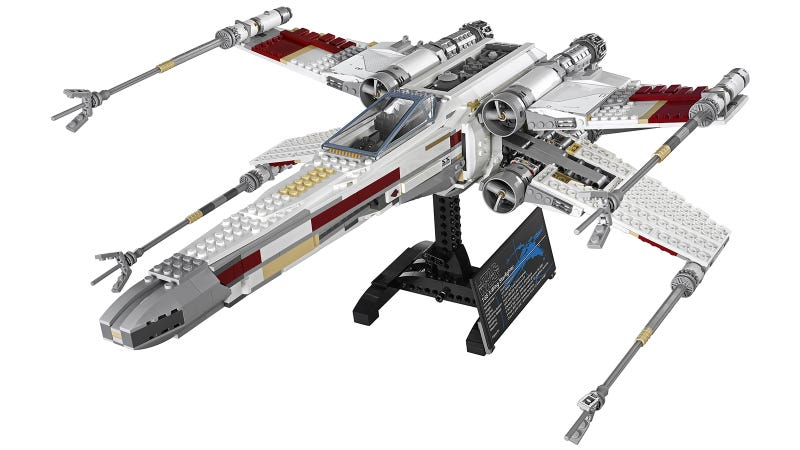 This Is the Most Accurate Lego X-Wing Set Ever