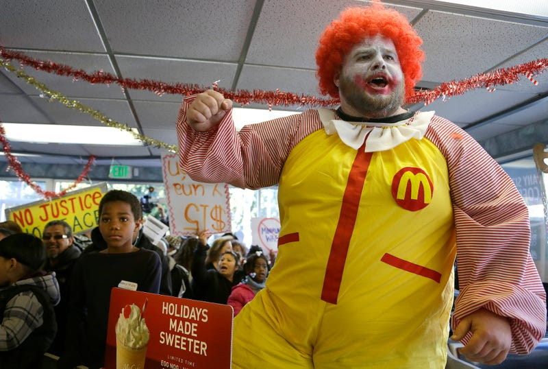 McDonald's to Employees: Don't Forget to Tip Your Nannies