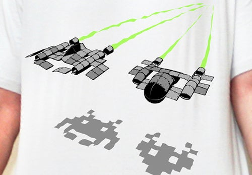 Meet The New HD Space Invaders