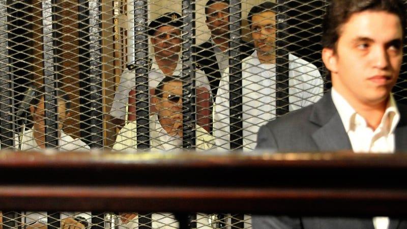Judges Order Egyptian Autocrat Mubarak Freed