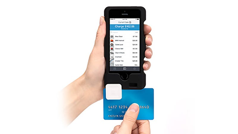 Square Card-Swiping iPhone Case Puts a Cash Register in Your Pocket