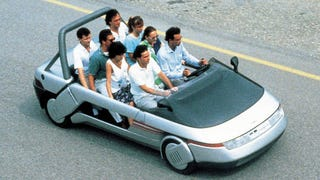 The Ten Most Ridiculous Concept Car Interiors