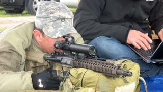 US Special Forces' New Sniper Scope Works Like a Human Eye