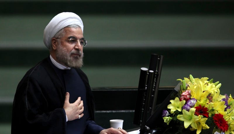 "Iranian President Calls for ""Win-Win Solutions"" in Post Op Ed"