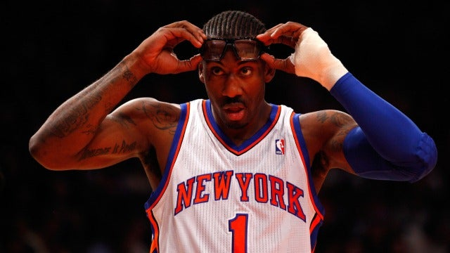 The Knicks Tried To Trade Amar'e Stoudemire For Basically Anyone