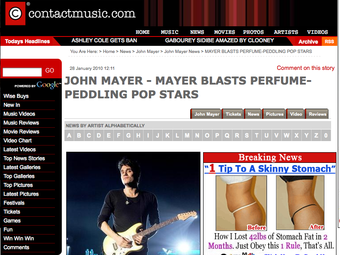 How Gawker Hired John Mayer, or, An Epidemiological Case Study in Fake Celebrity 'News'