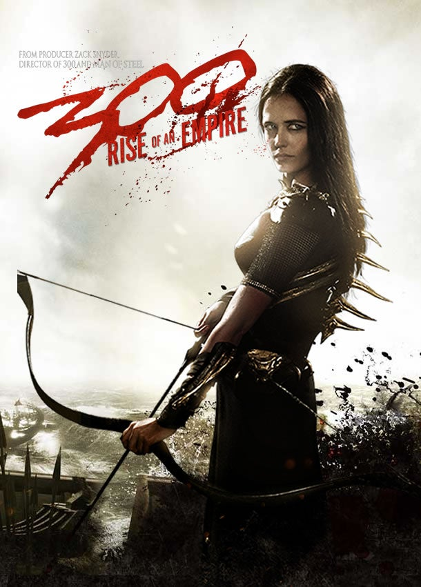 300:Rise of an Empire(Spoilers I guess?)