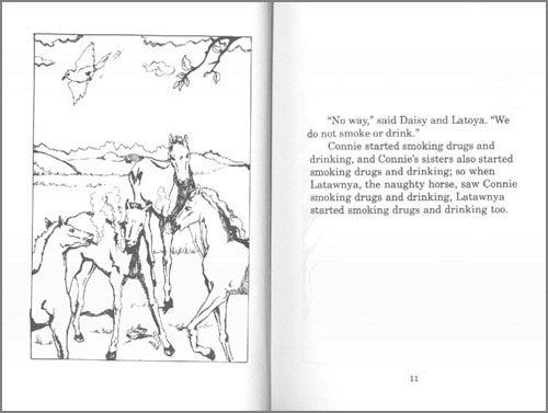 Annals of Self-Publishing: Drug Addict Horses
