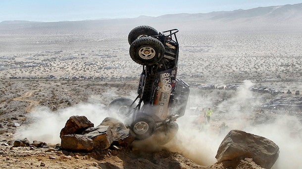 King of the Hammers MAIN RACE LIVE, RIGHT NOW!!!