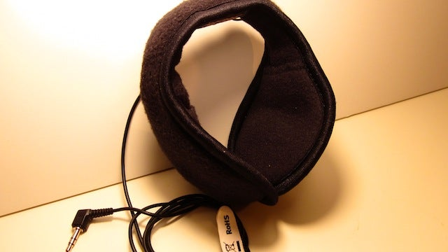 Hack a Set of Cold-Weather Headphones from Earmuffs and Old Headphones