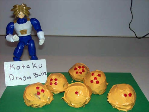 Look At My Dragon Balls, Eat Them