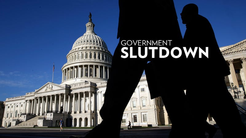 Who's Really to Blame for the Looming Government Shutdown? Sluts.